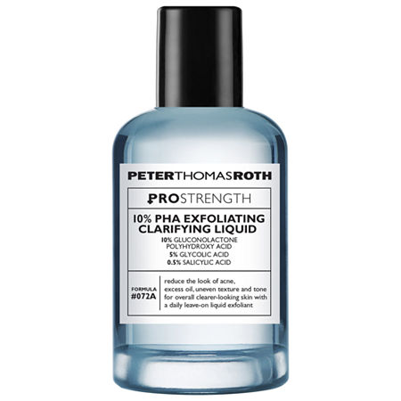 Peter Thomas Roth PRO Strength 10% PHA Exfoliating Clarifying Liquid, One Size , Multiple Colors