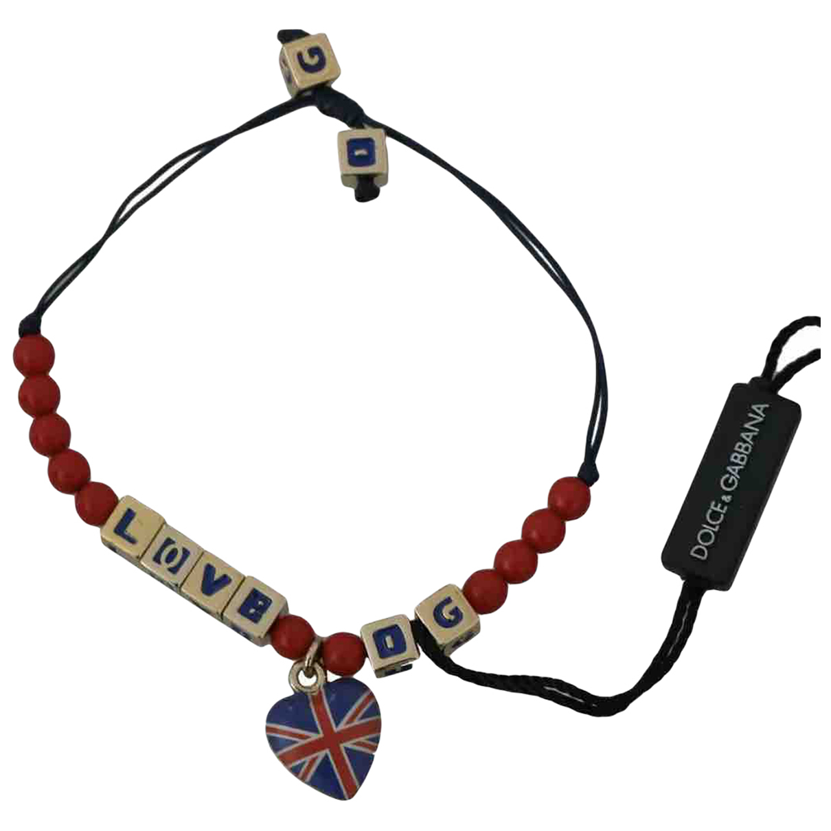 Dolce & Gabbana \N Multicolour Leather bracelet for Women \N