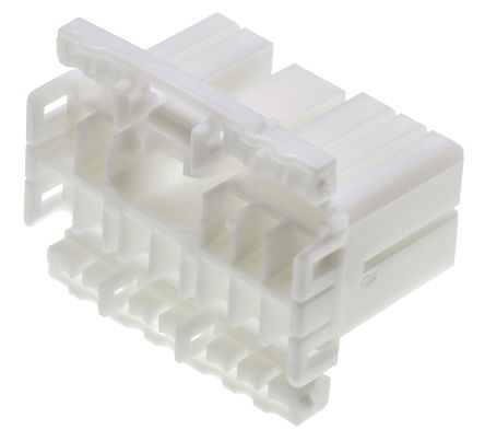TE Connectivity , MULTILOCK 070 Male Connector Housing, 3.5mm Pitch, 12 Way, 2 Row