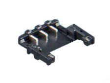 Hirose , DF58, 58, 2 Way, 1 Row, Straight PCB Header (6000)