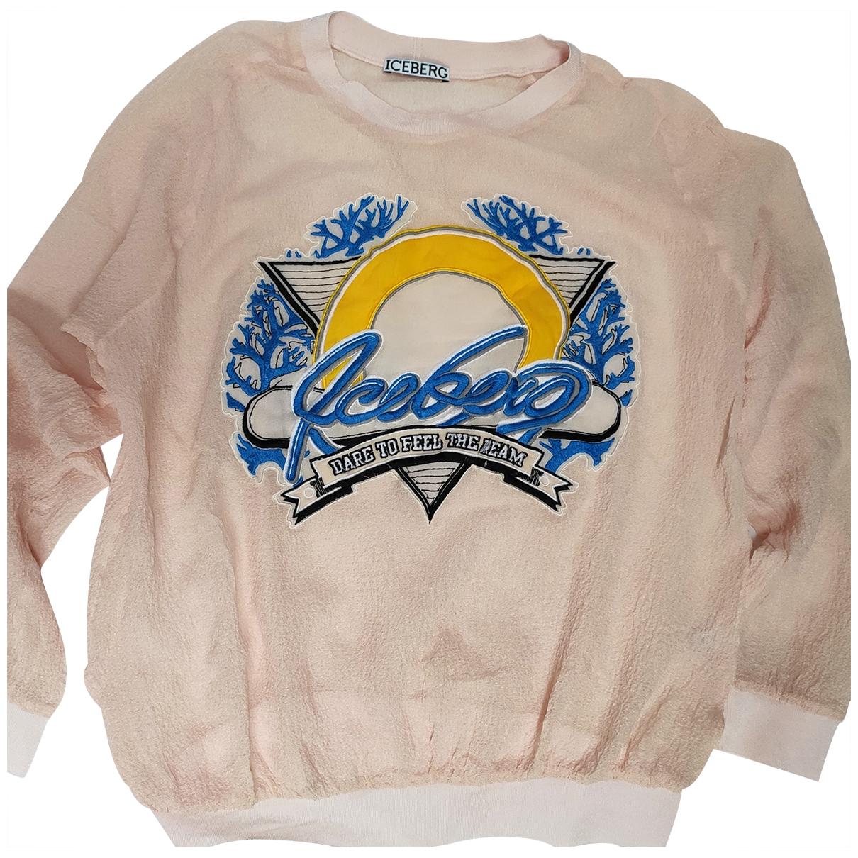 Iceberg \N Pink Knitwear for Women 40 IT