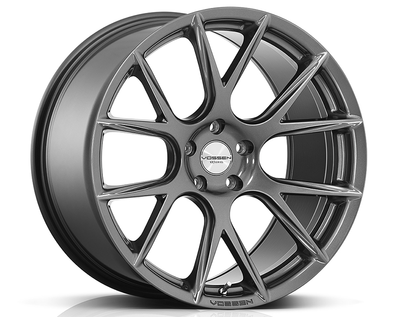 Vossen VFS6-0N02 VFS6 Gloss Graphite Flow Formed Wheel 20x9 5x114.3 32mm