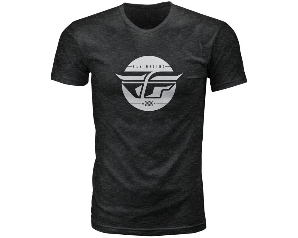 Fly Racing 352-1220L Inversion Tee Wine