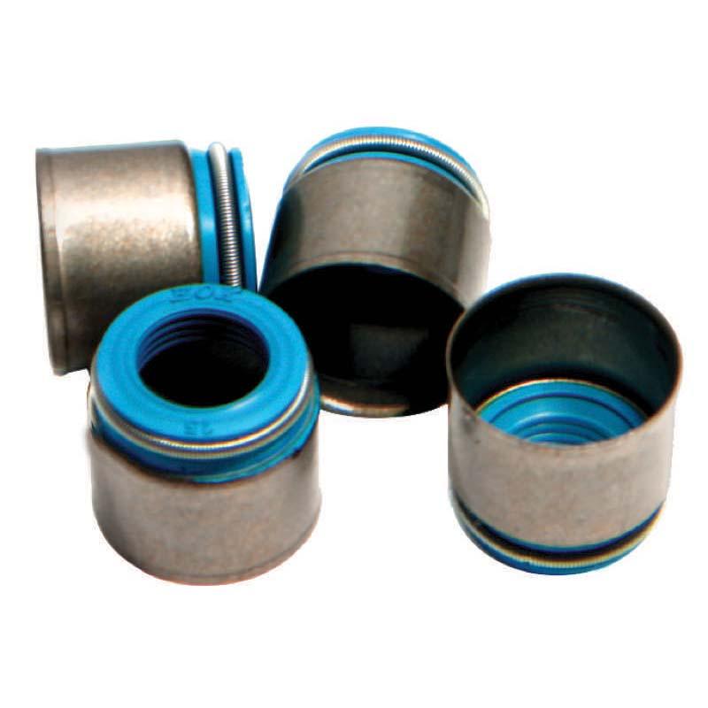 Valve Stem Seals; Posi-Stop 8mm .531 Howards Cams 93385-1 93385-1