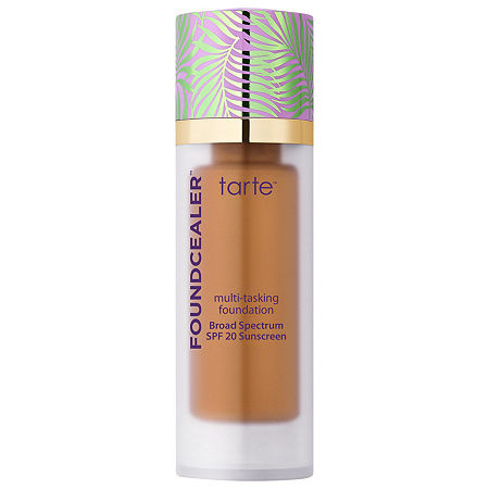 tarte babassu foundcealer skincare foundation SPF 20, One Size , Beige
