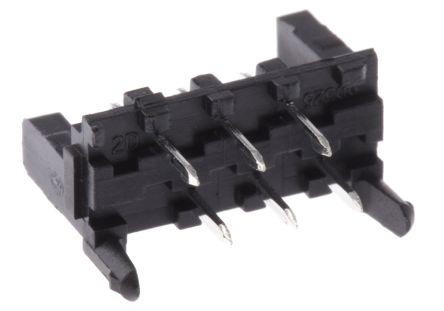 Molex 6-Way IDC Connector Plug Through Hole Mount, 1-Row (5)