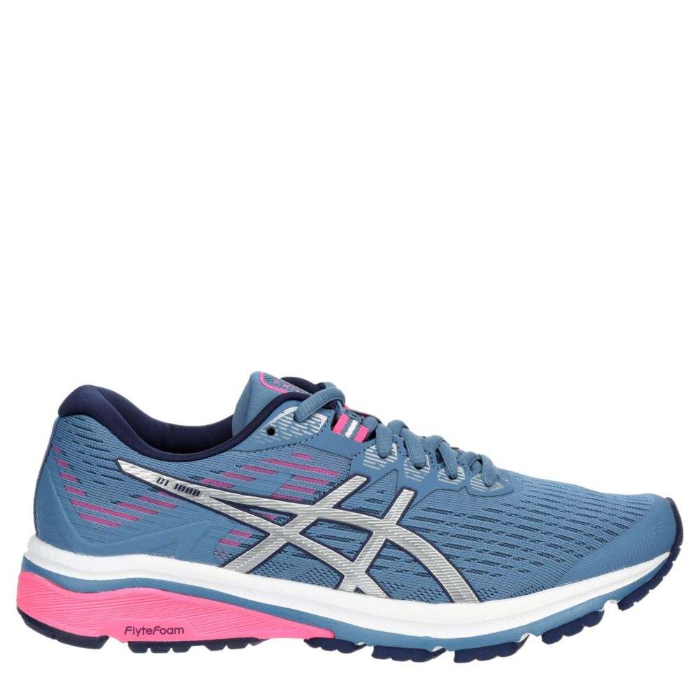 Asics Womens Gt-1000 8 Running Shoes Sneakers