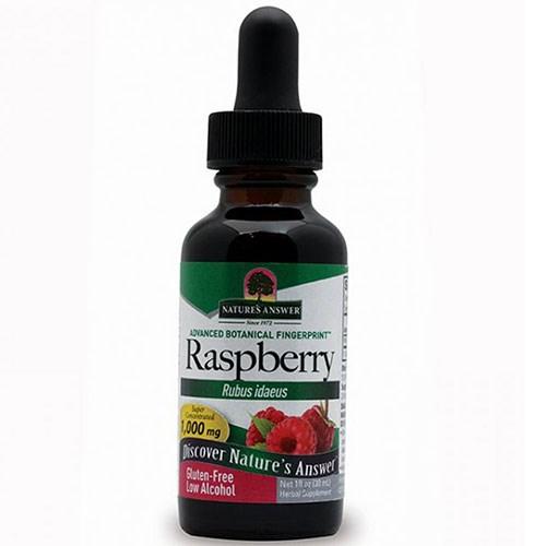 Raspberry Leaf ORGANIC, 1 OZ by Nature's Answer