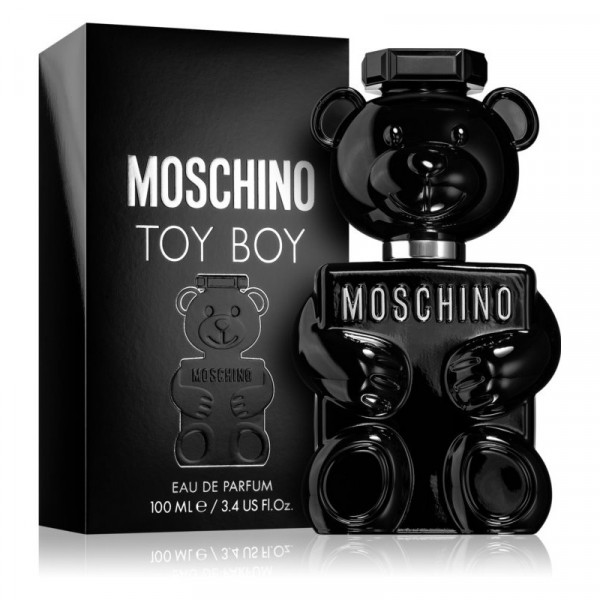 Moschino - Toy Boy : Eau de Parfum Spray 3.4 Oz / 100 ml