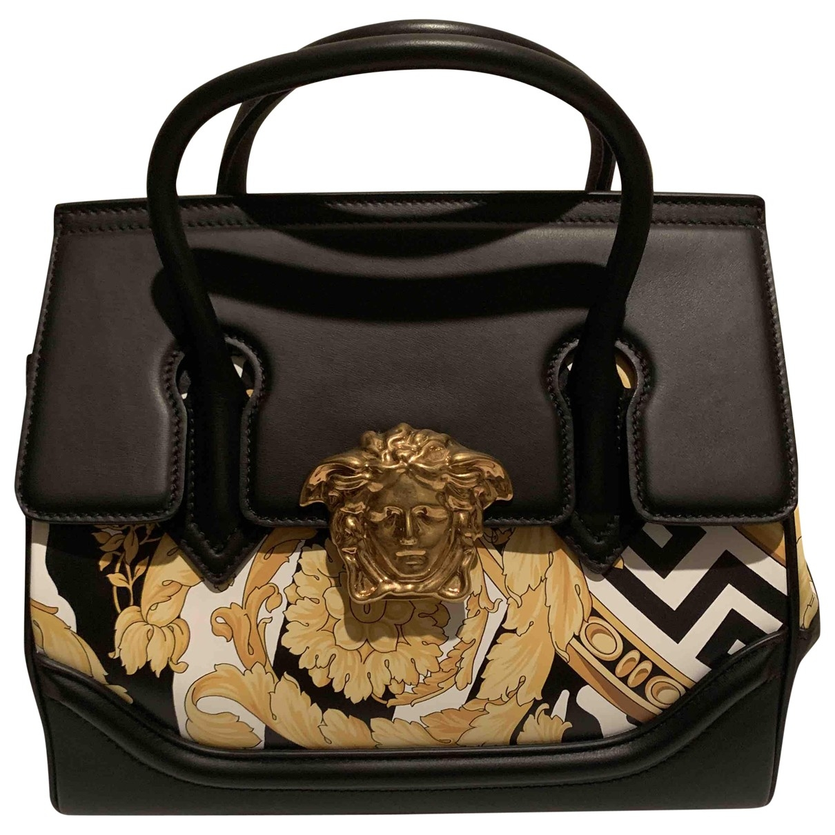 Versace Palazzo Empire Multicolour Leather handbag for Women \N