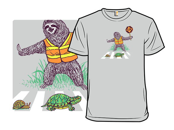 Slothing Guard T Shirt