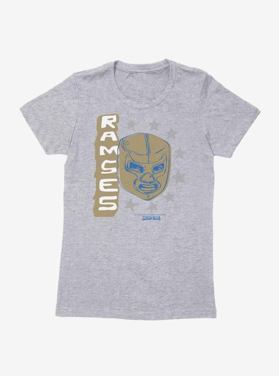 Nacho Libre Ramses Stars Womens T-Shirt