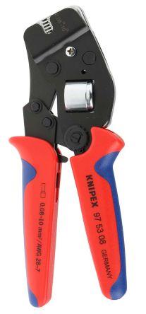 Knipex Plier Crimping Tool for Bootlace Ferrule