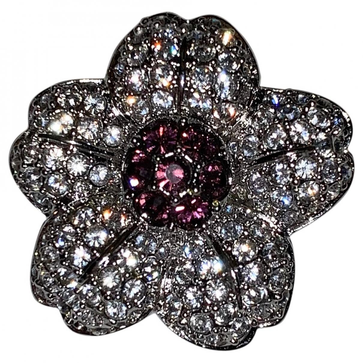 Swarovski \N Silver Metal Pins & brooches for Women \N