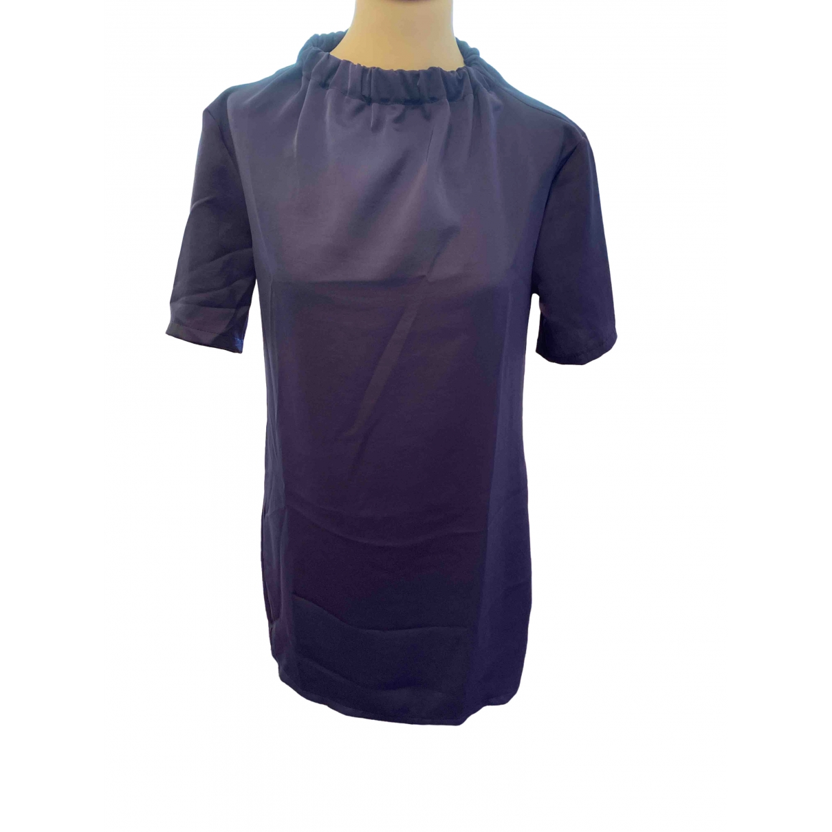 Non Signé / Unsigned \N Blue dress for Women 40 IT