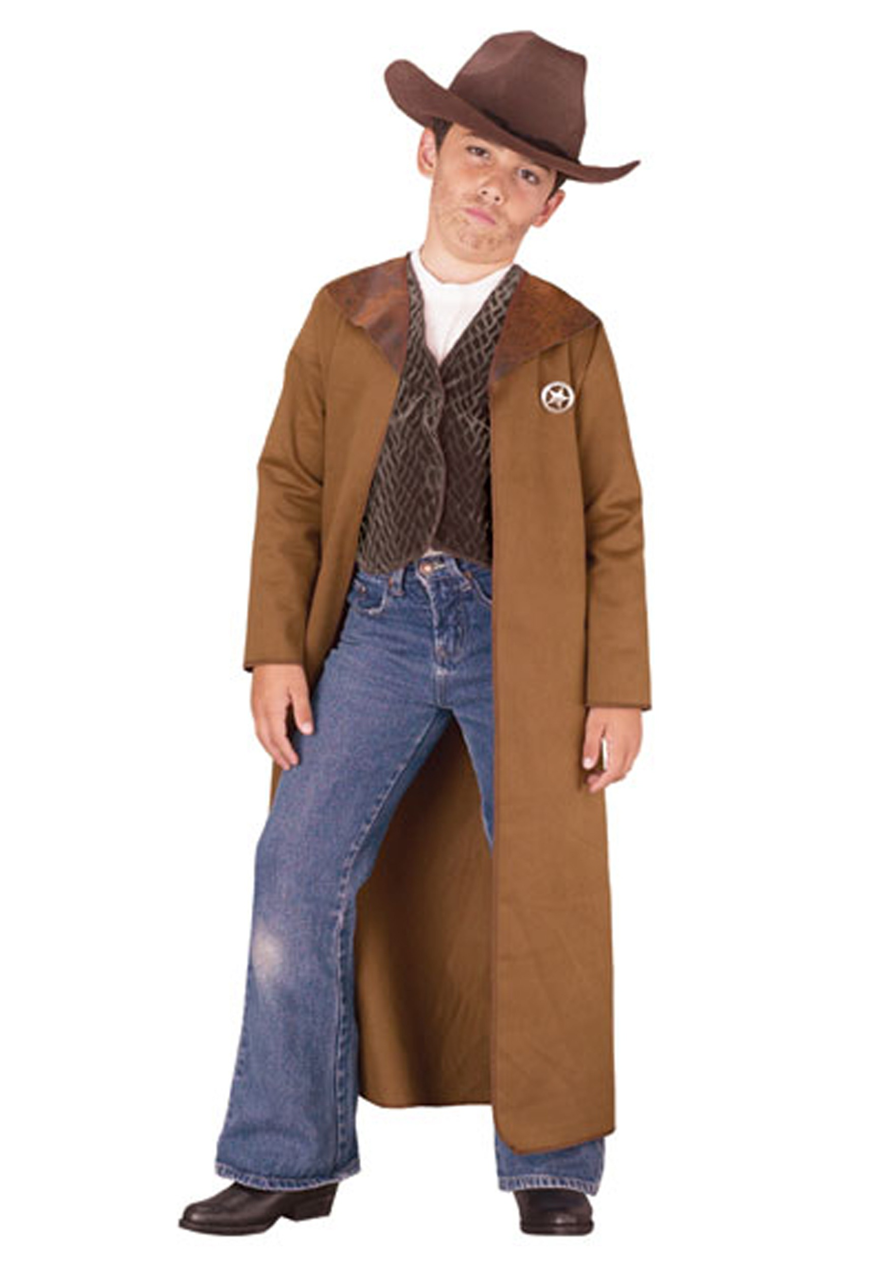 Kids Sheriff Costume