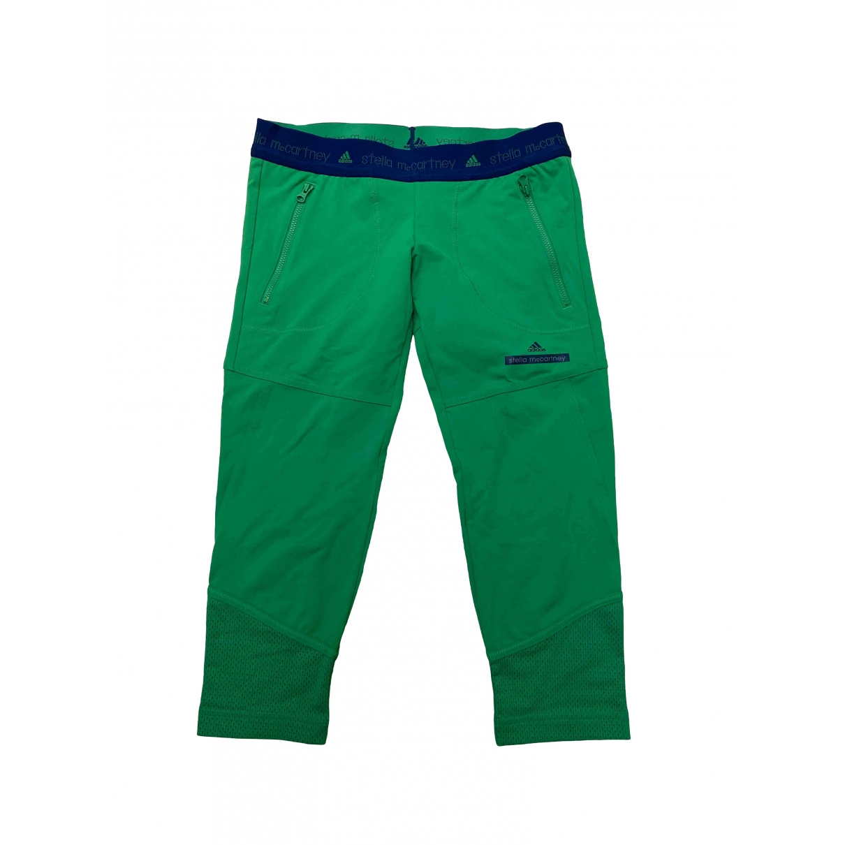 Adidas \N Green Trousers for Women S International