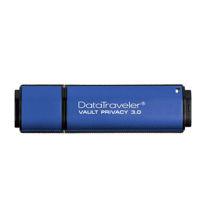 Kingston® DataTraveler Clé USB 3.0 cryptée 256 bits cryptée Privacy