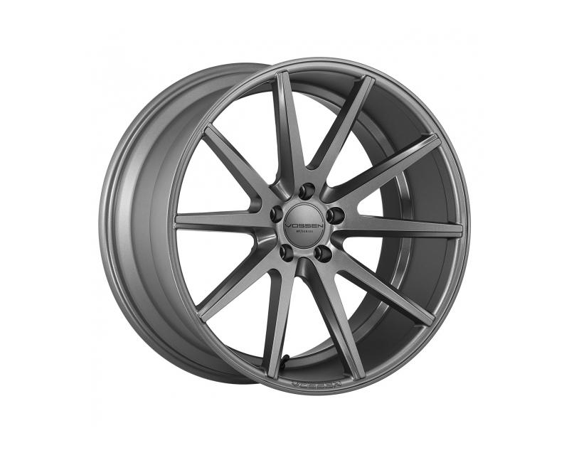 Vossen VFS1-0P02 VFS1 Matte Graphite Flow Formed Wheel 20x8.5 5x130 44mm