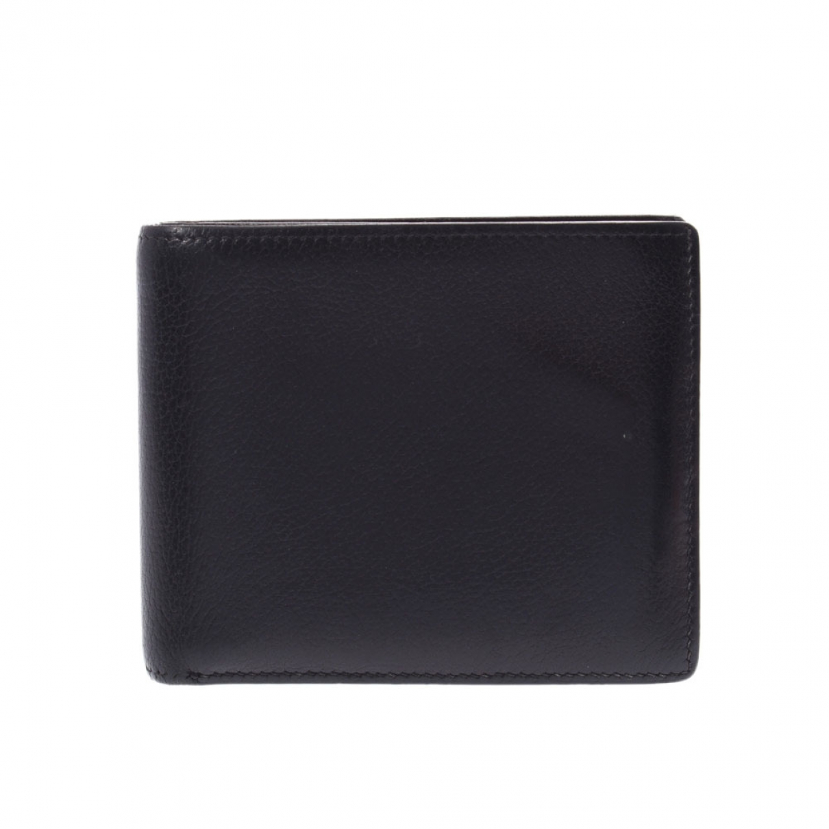Hermès MC2 Black Leather Small bag, wallet & cases for Men \N