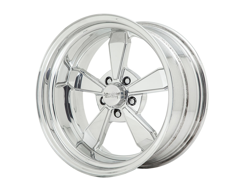 American Racing Forged VF542 Eliminator Wheel 15x15 Blank +0mm Polished