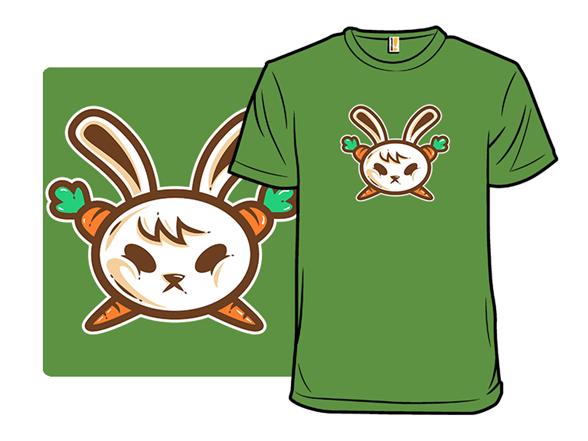 Cross Bunny T Shirt