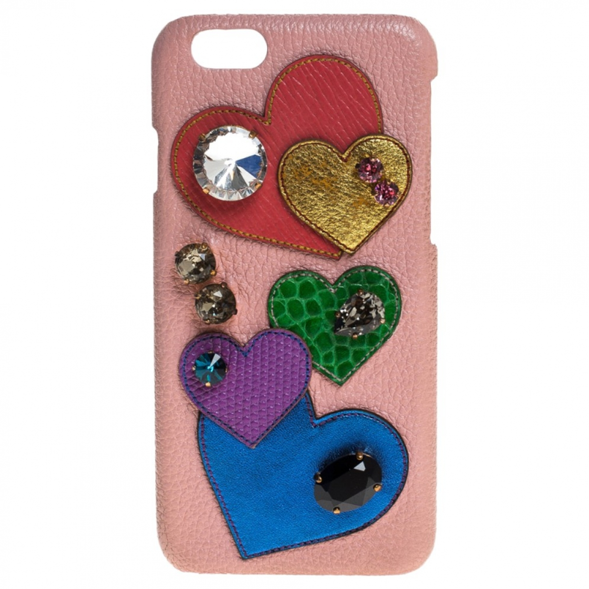 Dolce & Gabbana \N Multicolour Leather Phone charms for Women \N