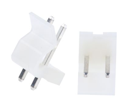 Molex , SPOX, 5281, 2 Way, 1 Row, Straight PCB Header (10)