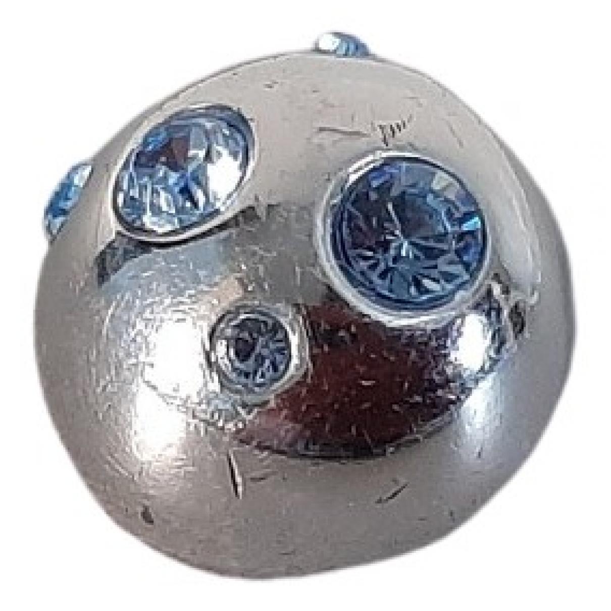 Yves Saint Laurent \N Silver Silver pendant for Women \N