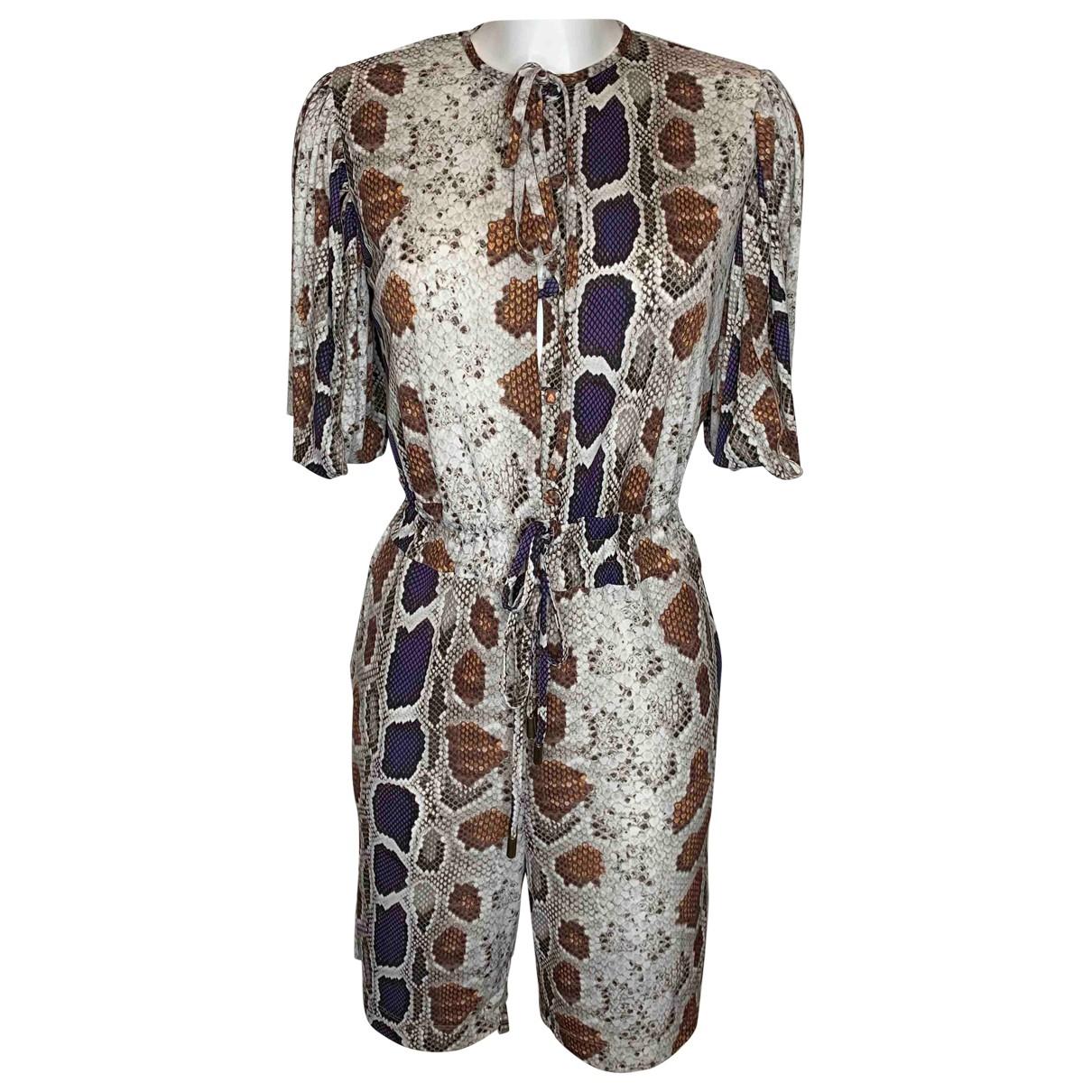 John Galliano \N Grey jumpsuit for Women 40 IT