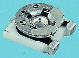 Bourns 1kΩ, SMD Trimmer Potentiometer 0.1W Top Adjust , TC33 (5)