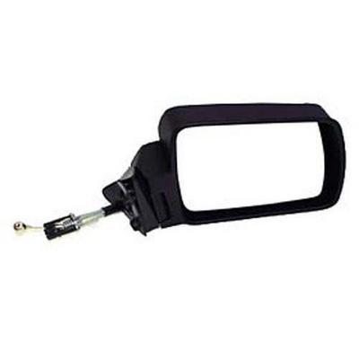 Crown Automotive Exterior Mirror (Black) - 55034123