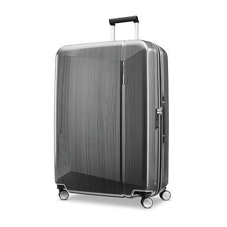 Samsonite Etude 30 Inch Hardside Luggage, One Size , Gray