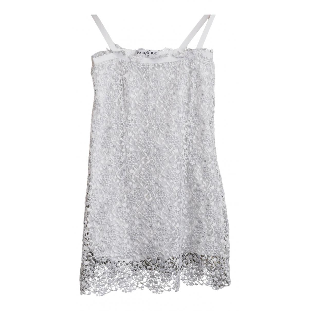 Paul & Joe \N White dress for Women 40 FR