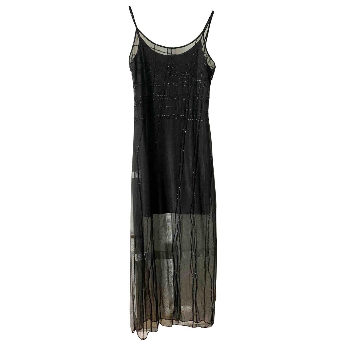 Marc Cain \N Black dress for Women 3 0-5