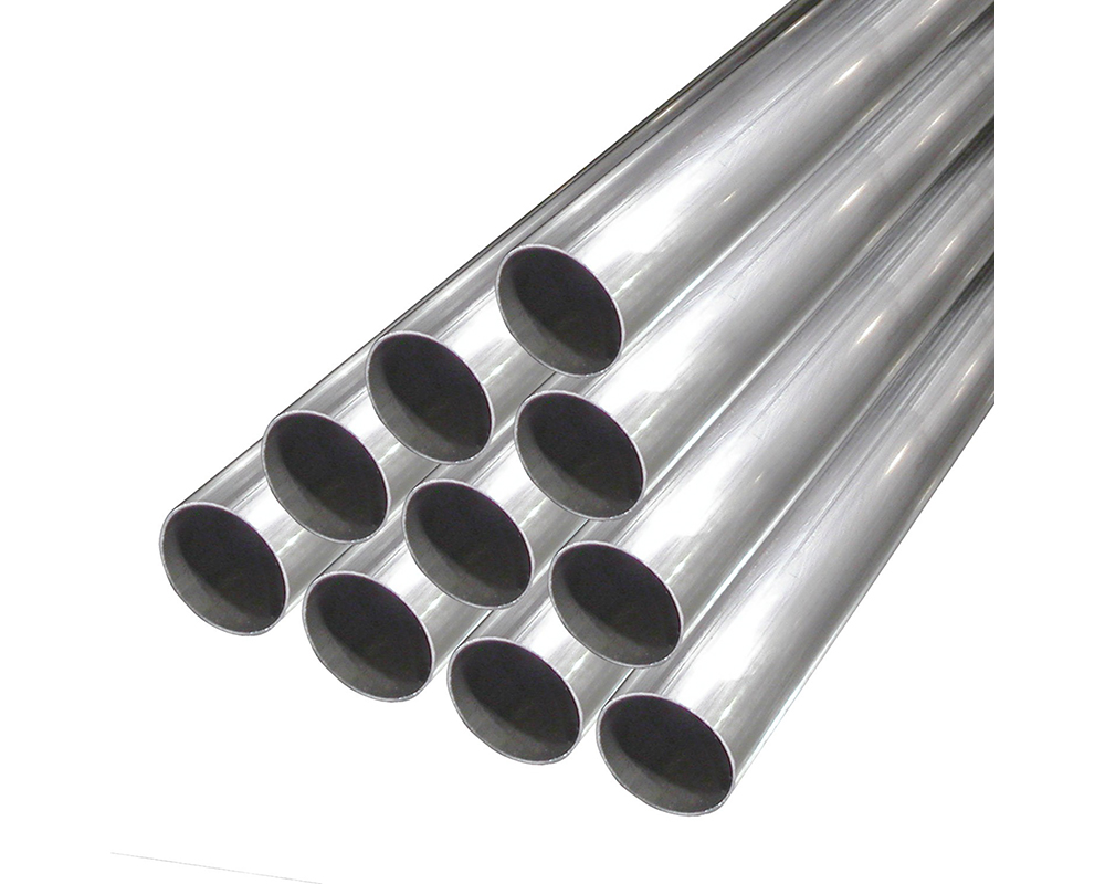 Stainless Works 2.5HSS-8 Tubing Straight 2-1/2in Diameter .065 Wall 8ft