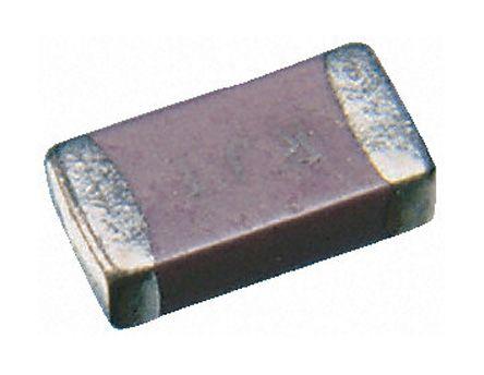 Vishay 0805 (2012M) 100nF Multilayer Ceramic Capacitor MLCC 50V dc ±10% SMD VJ0805Y104KXAAT (50)