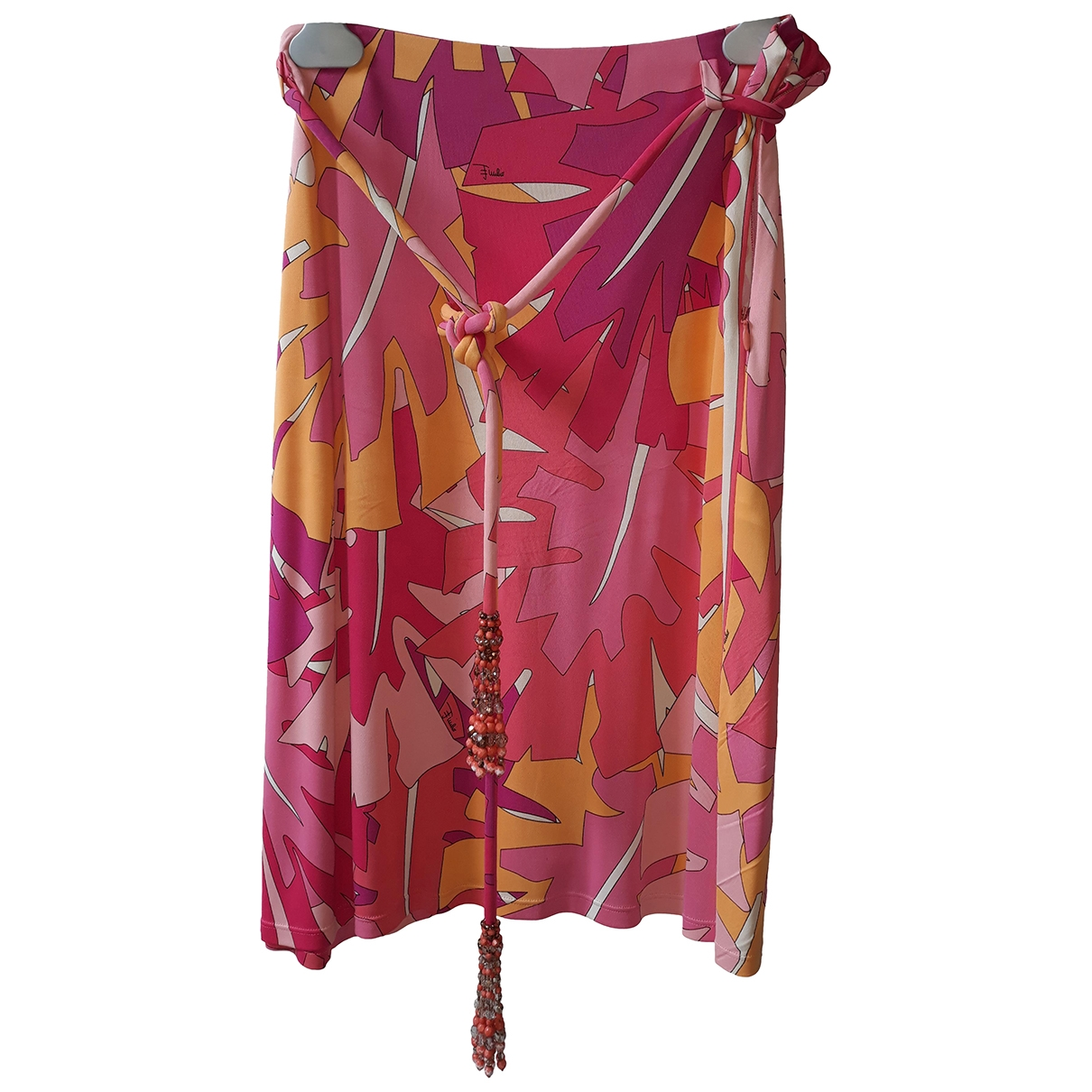 Emilio Pucci \N Pink skirt for Women 44 IT