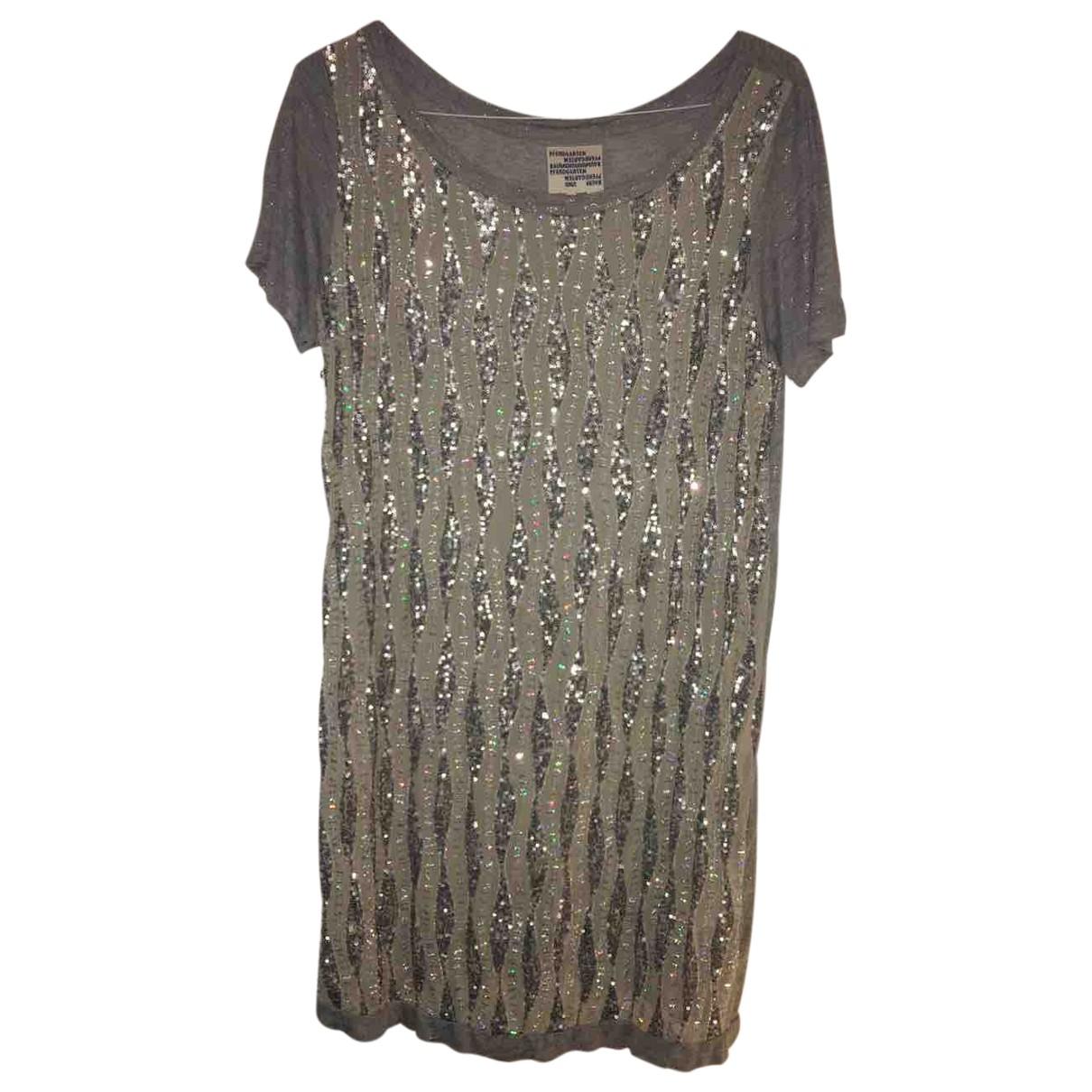 Baum Und Pferdgarten \N Grey dress for Women M International