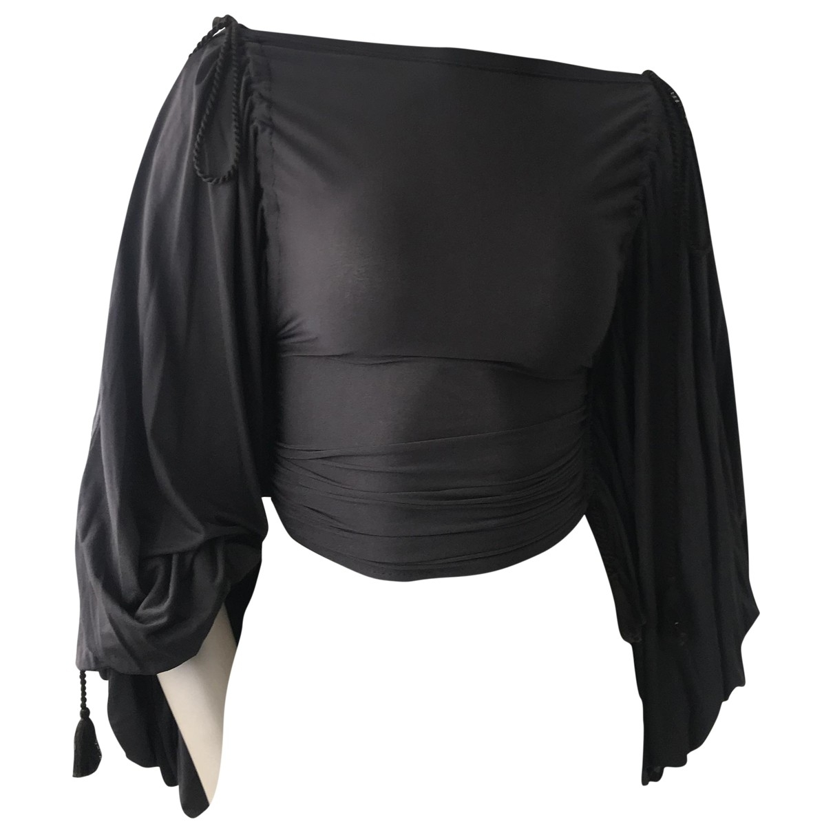 Gianfranco Ferré \N Brown Cotton  top for Women 38 IT
