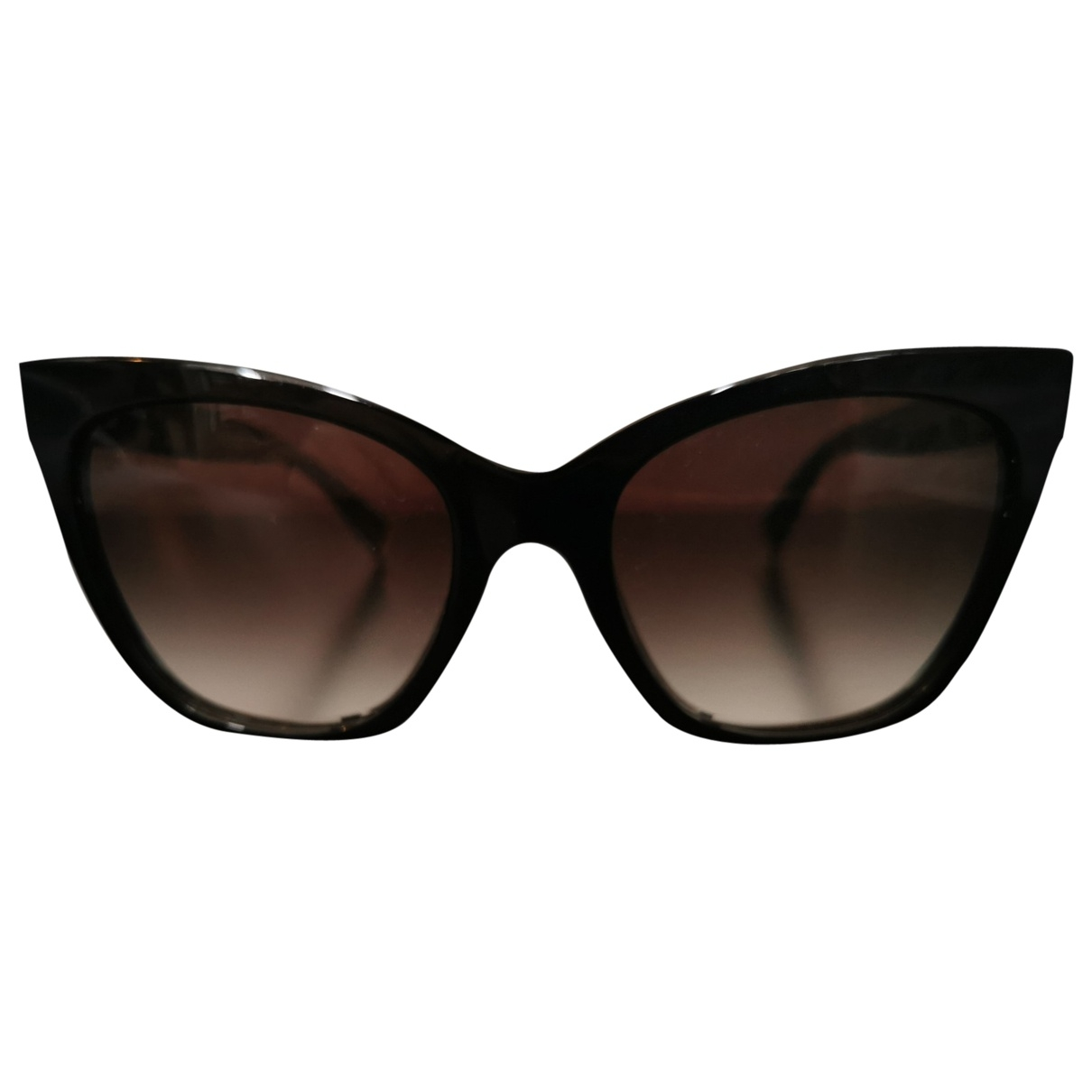 Max Mara \N Black Sunglasses for Women \N