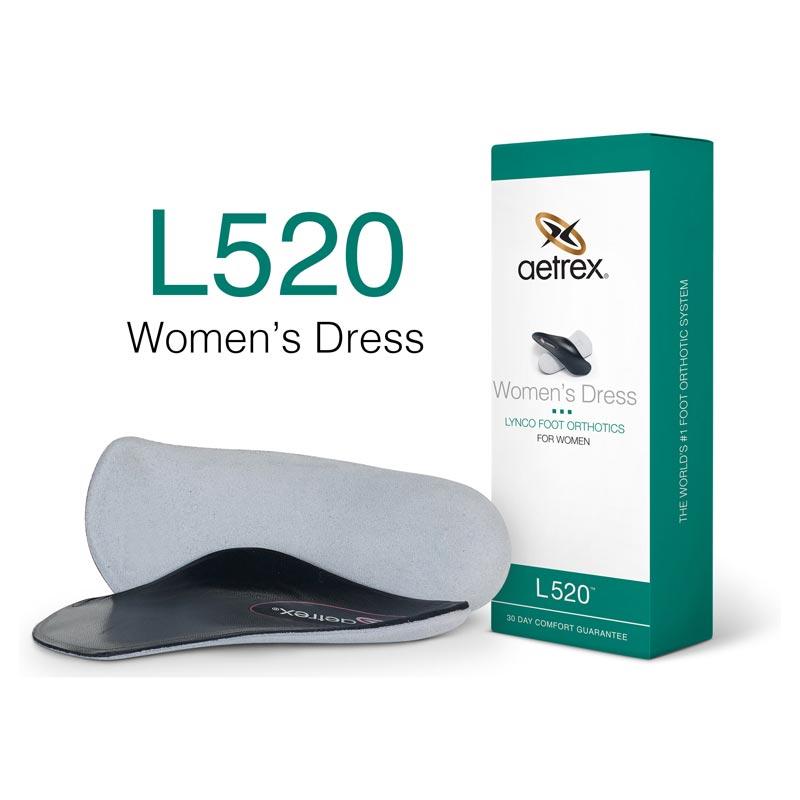 Lynco By Aetrex L520 (Women's) 4 R