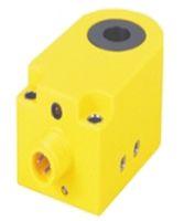 Turck Inductive Sensor - Ring, PNP-NO Output, 20 mm Detection, IP67, M12 - 4 Pin Terminal