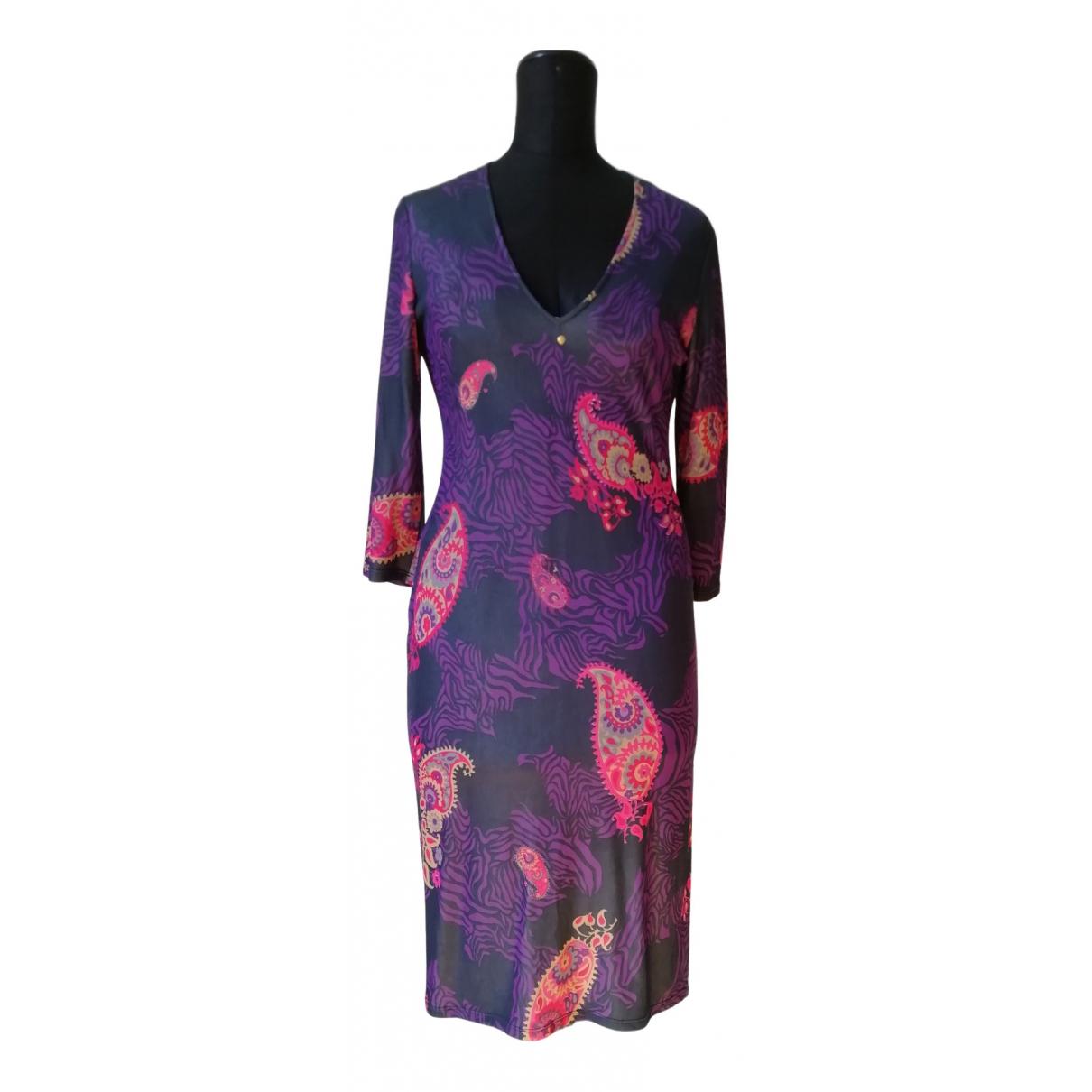 Versace \N Blue dress for Women 42 IT