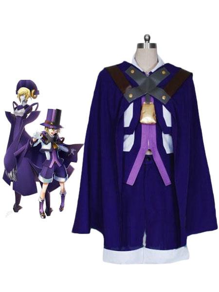 Milanoo Blazblue Carl Clover Halloween Cosplay Costume Halloween