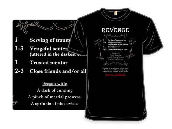 A Cold Dish T Shirt