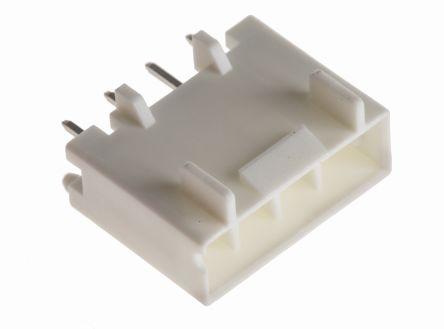 Hirose , DF33C, 4 Way, 1 Row, Straight PCB Header (10)