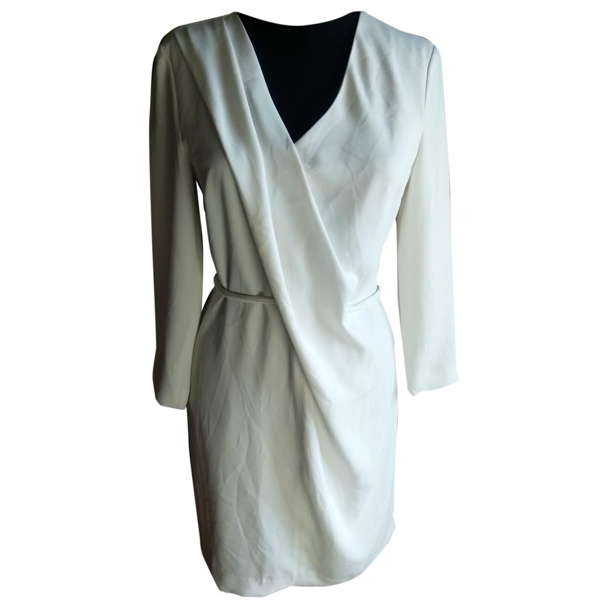 Emporio Armani \N White dress for Women 40 IT