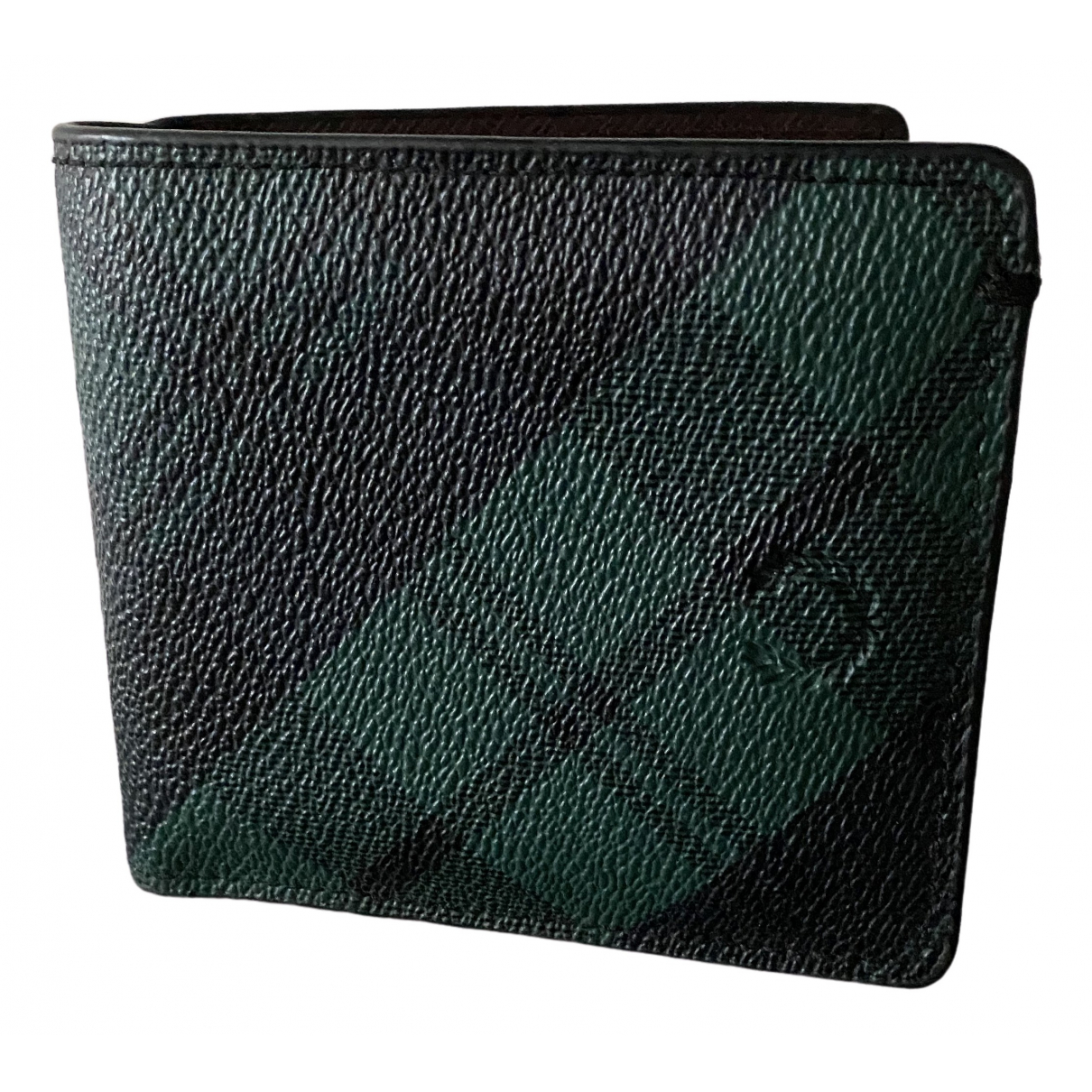 Fred Perry \N Green Small bag, wallet & cases for Men \N