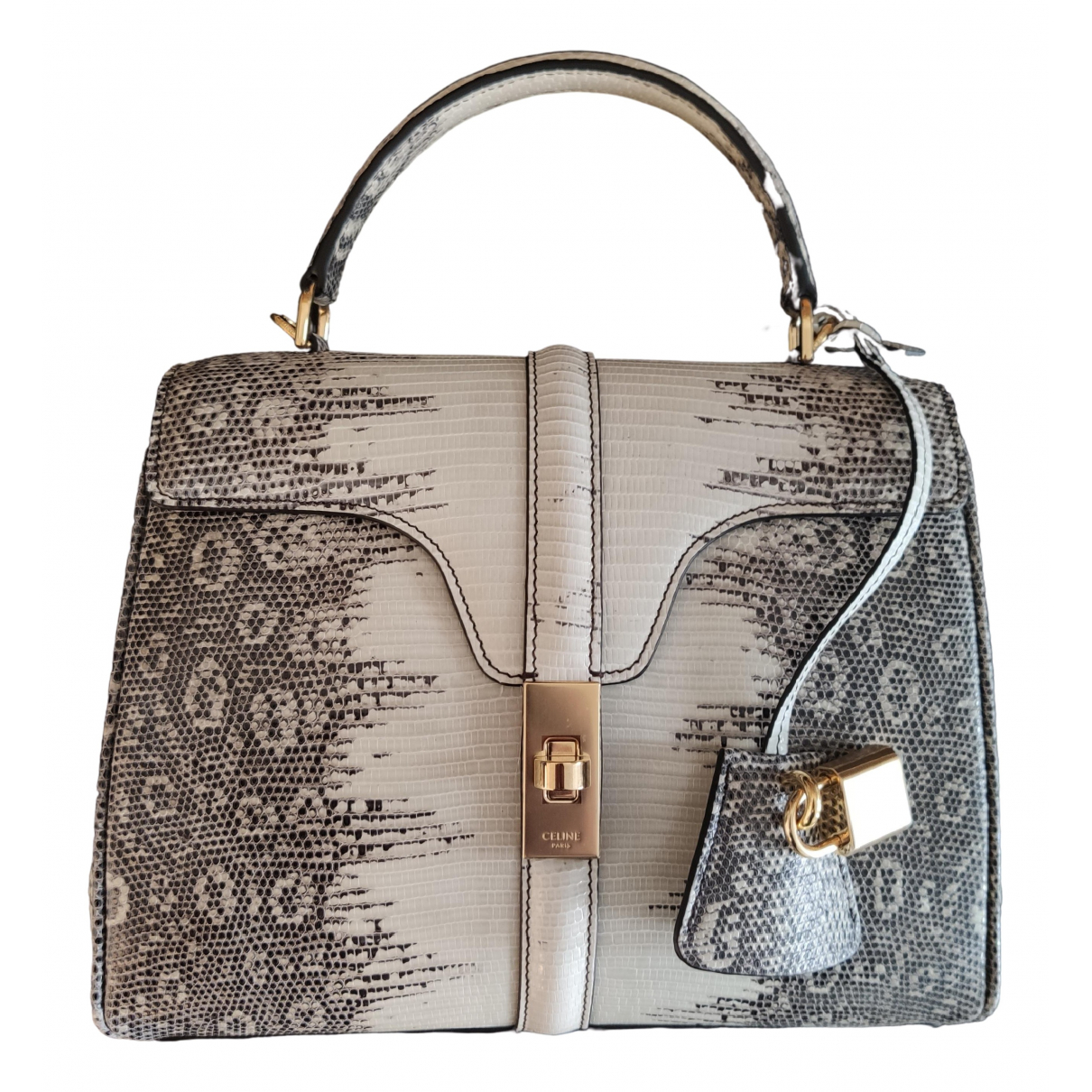 Celine Sac 16 Lizard handbag for Women \N